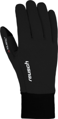 REUSCH POWER STRETCH® TOUCH-TEC™ rukavice black 19/20