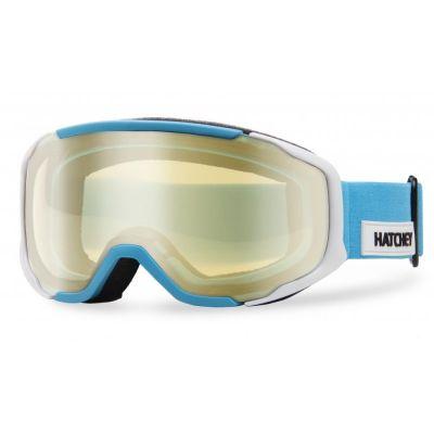 HATCHEY FLY sjezdové brýle blue/white