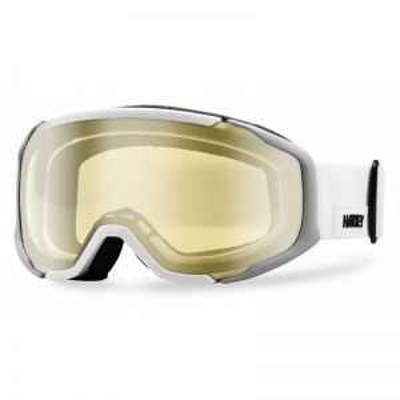 HATCHEY FLY sjezdové brýle silver white/grey