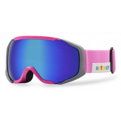 HATCHEY J FLY OTG dětské sjezdové brýle pink