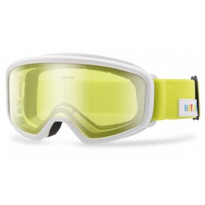HATCHEY J OPTIC dětské sjezdové brýle white