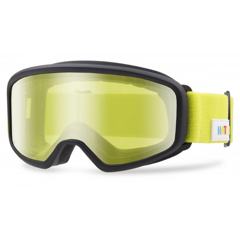 HATCHEY J OPTIC dětské sjezdové brýle black 20/21