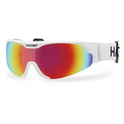 HATCHEY NORDIC LAUF běžkařské brýle white