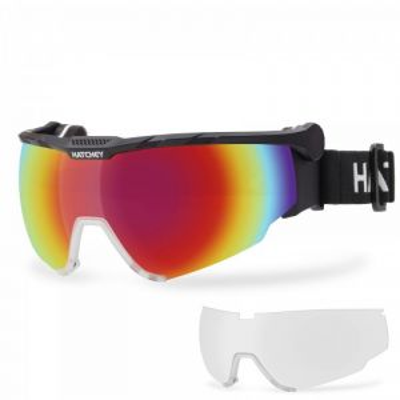 HATCHEY NORDIC TRIP PLUS běžkařské brýle black