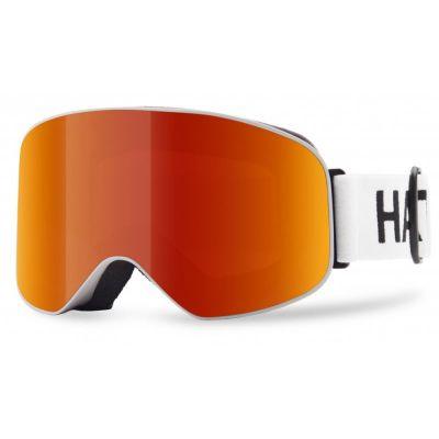 HATCHEY SHED sjezdové brýle grey white