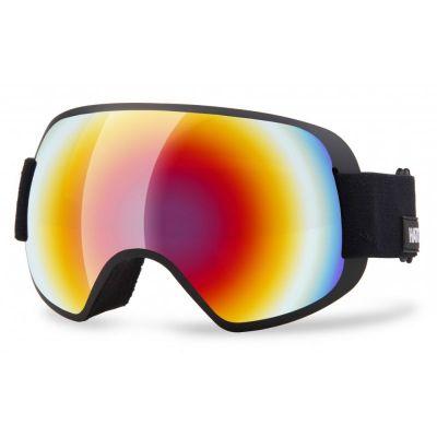 HATCHEY SKI ALP sjezdové brýle black