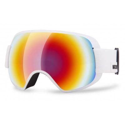 HATCHEY SKI ALP sjezdové brýle white