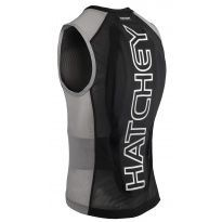 HATCHEY VEST AIR FIT chránič páteře black/grey