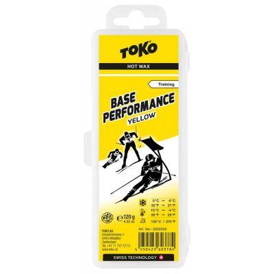 TOKO BASE PERFORMANCE žlutý vosk 120 g