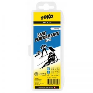 TOKO BASE PERFORMANCE modrý vosk 120 g