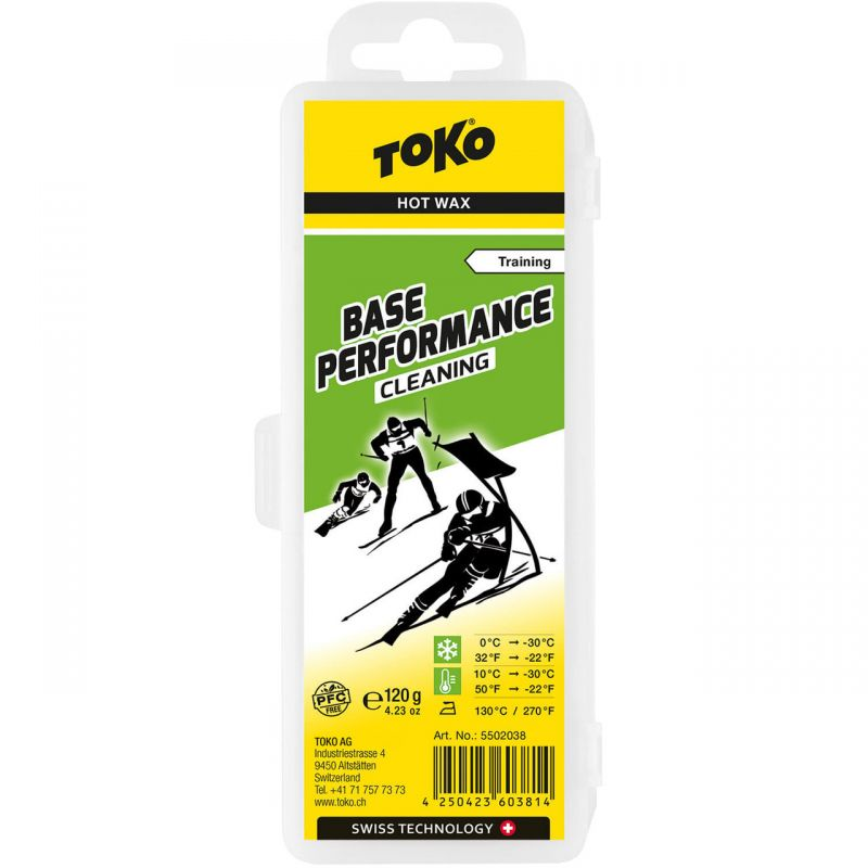 TOKO BASE PERFORMANCE 5502038 cleaning vosk 120 g
