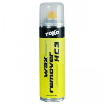 TOKO WAX REMOVER HC3 odstraňovač vosku 250 ml