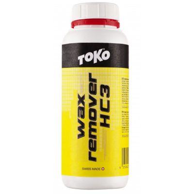 TOKO WAX REMOVER HC3 odstraňovač vosku 500 ml