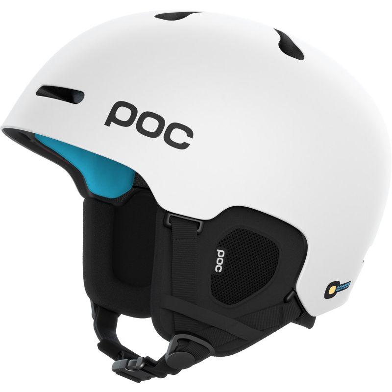 POC FORNIX SPIN hydrogen white lyžařská helma 20/21