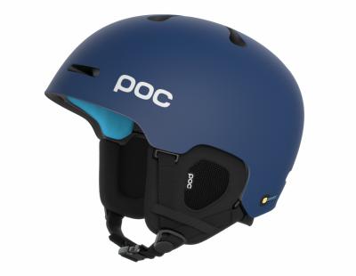 POC FORNIX SPIN lyžařská helma lead blue