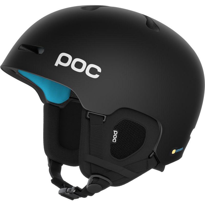 POC FORNIX SPIN uranium black lyžařská helma 20/21