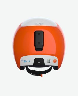 POC SKULL DURA COMP SPIN fluorescent orange lyžařská helma 20/21