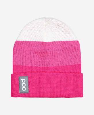 POC STRIPE BEANIE čepice rhodonite multi pink