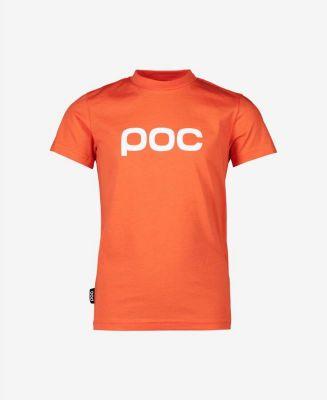 POC TEE JR zink orange dětské tričko 20/21