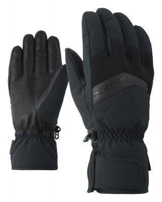ZIENER GABINO lyžařské rukavice black