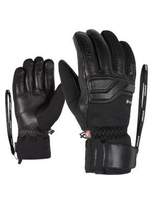 ZIENER GIN GTX PR lyžařské rukavice black