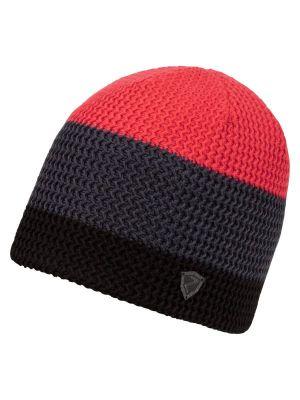ZIENER IBLIME HAT red čepice