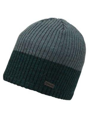 ZIENER INDETE HAT spruce green čepice
