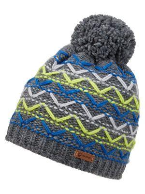 ZIENER IXOR JUNIOR HAT frost gray dětská čepice