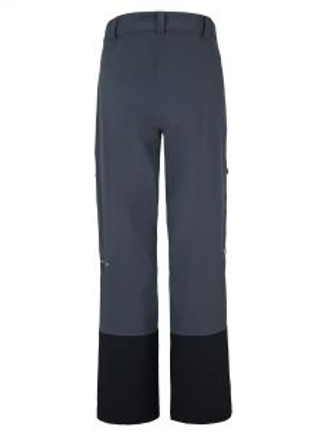 ZIENER NIRON MAN pánské nepromokavé kalhoty grey ink 20/21