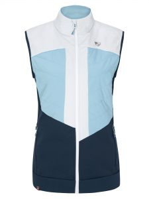 ZIENER NIYA LADY dámská vesta winter blue