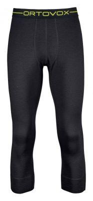 ORTOVOX 145 ULTRA SHORT PANTS M black raven pánské kalhoty