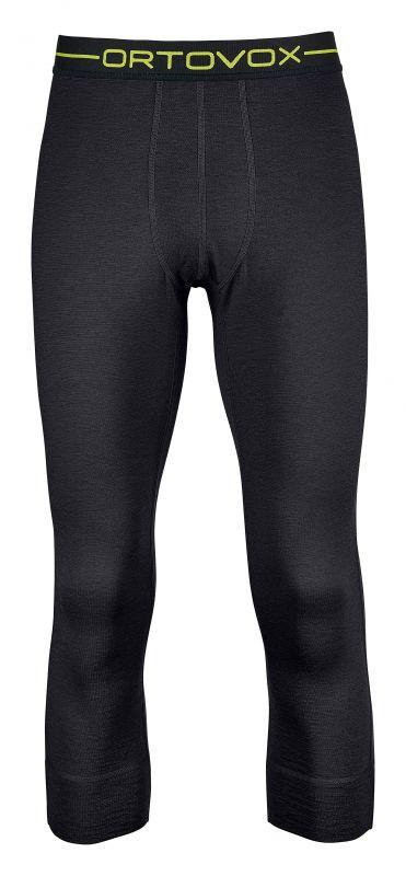 ORTOVOX 145 ULTRA SHORT PANTS M pánské kalhoty black raven 20/21