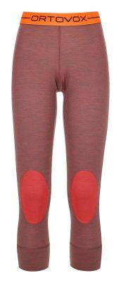ORTOVOX 185 ROCK'N'WOOL SHORT PANTS W blush blend dámské kalhoty
