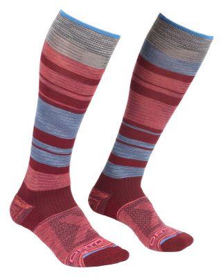 ORTOVOX ALL MOUNTAIN LONG SOCKS W dámské ponožky multicolor