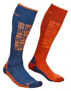 ORTOVOX SKI COMPRESSION SOCKS M ponožky night blue