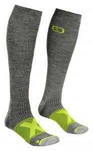 ORTOVOX TOUR COMPRESSION SOCKS M ponožky grey blend