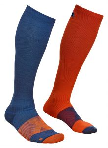 ORTOVOX TOUR COMPRESSION SOCKS M ponožky night blue