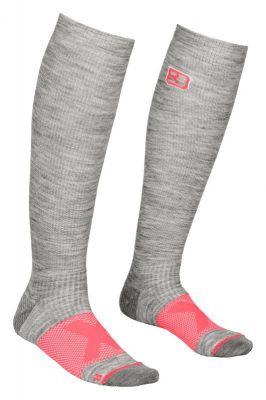 ORTOVOX TOUR COMPRESSION SOCKS W dámské ponožky grey blend
