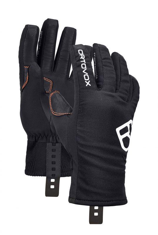 ORTOVOX TOUR GLOVE M black raven rukavice 20/21