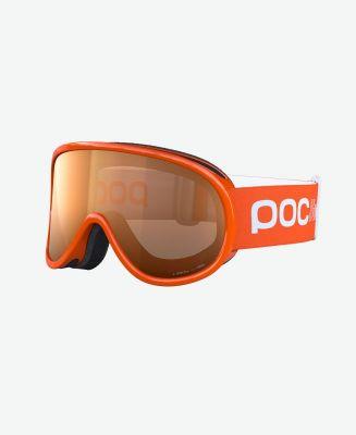 POC POCito RETINA fluorescent orange dětské sjezdové brýle
