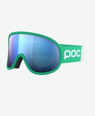 POC RETINA BIG CLARITY COMP emerald green/spektris blue sjezdové brýle 20/21