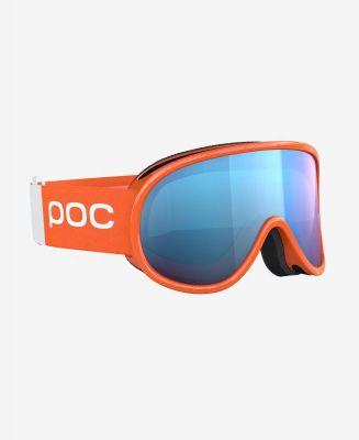 POC RETINA BIG CLARITY COMP fluorescent orange/spektris blue sjezdové brýle 20/21