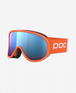 POC RETINA BIG CLARITY COMP fluorescent orange/spektris blue sjezdové brýle