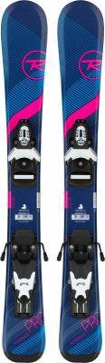 ROSSIGNOL EXPERIENCE PRO W TEAM dětské lyže set