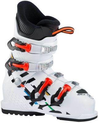 ROSSIGNOL HERO J4 dětské sjezdové boty white