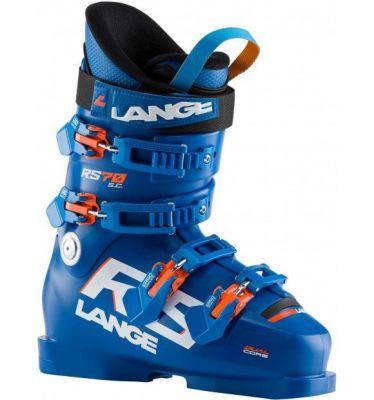 LANGE RS 70 S.C. sjezdové boty power blue