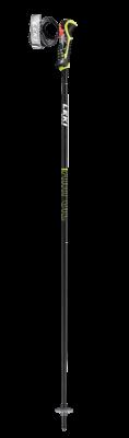 LEKI AIRFOIL 3D sjezdové hole black-palegreen-white 20/21 | 110 cm, 115 cm, 120 cm, 125 cm, 130 cm, 135 cm