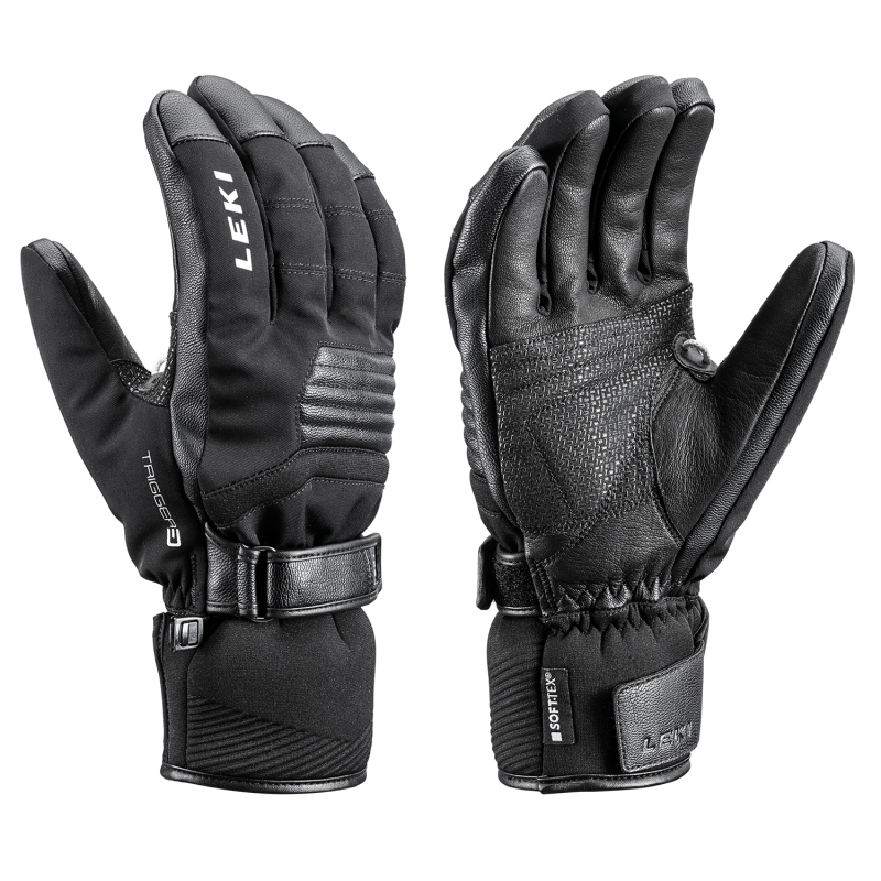 LEKI STORMLITE 3D lyžařské rukavice black 20/21