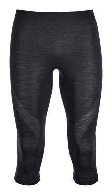 ORTOVOX 120 COMP LIGHT SHORT PANTS M black raven pánské kalhoty