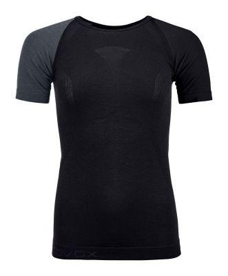 ORTOVOX 120 COMP LIGHT SHORT SLEEVE W dámské tričko black raven 21/22 | XS, S, L, XL